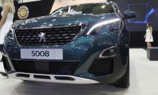 2017 İstanbul Autoshow Peugeot Standı