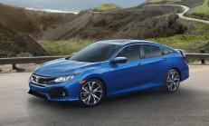 2017 Yeni Kasa Honda Civic Si Sedan ve Coupe Özellikleri ile Tanıtıldı