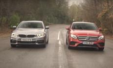 Hangisi Geçer? Yeni BMW 520d – Mercedes-Benz E220d