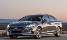 Makyajlı 2018 Yeni Hyundai Sonata Tanıtıldı