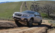 Makyajlı 2018 Yeni Subaru Outback Tanıtıldı