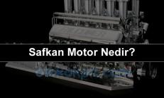 Safkan Motor Nedir?