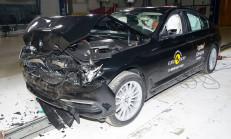 Yeni BMW 5 Serisi (G30) Euro Ncap Çarpışma Testi Sonuçları Açıklandı