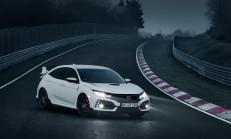 Yeni Honda Civic Type R, Ring'de Rekor Kırdı