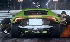 1439 Beygirlik Lamborghini Huracan'ı İzlemelisiniz!