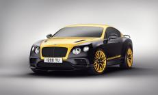 2017 Bentley Continental 24 Limited Edition Tanıtıldı