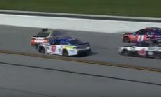2017 NASCAR Yarışları Fena Karıştı