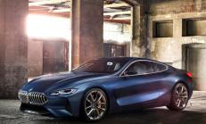 2017 Yeni BMW 8 Serisi Konsepti Tanıtıldı