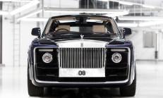 2017 Yeni Rolls-Royce Sweptail Tanıtıldı