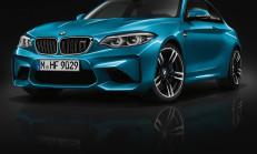 2018 Yeni BMW M2 Coupe Teknik Özellikleri Açıklandı
