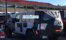 2018 Yeni Kasa Jeep Wrangler Geliyor