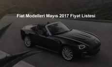 Fiat Modelleri Mayıs 2017 Fiyat Listesi
