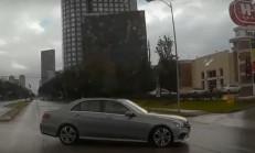 Mercedes'lerin Nisan Ayında Karıştıkları Kazalar