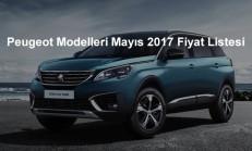 Peugeot Modelleri Mayıs 2017 Fiyat Listesi