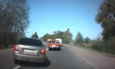Polisten Kaçan Sarhoş Sürücünün Sonu Kötü oluyor