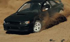 Subaru GC8'den Harika Gymkhana Tarzı Video Geldi