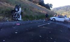 Sürücü Bu Korkunç Kazadan Sağ Kurtuldu