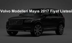 Volvo Modelleri Mayıs 2017 Fiyat Listesi