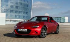 2017 Yeni Mazda MX-5 RF Tanıtıldı