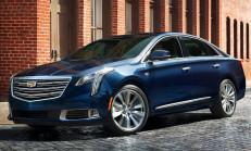 2018 Yeni Cadillac XTS Özellikleri ile Tanıtıldı