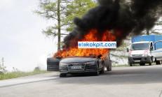 2019 Yeni Kasa Audi A7, Gelmeden Yandı!