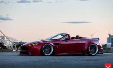 Alpha Classics Racing'ten Aston Martin Vantage Roadster Çalışması