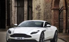 Aston Martin DB11, 4.0 Litre V8 Motora Kavuştu