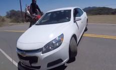 Dikkatsizce U Dönüşü Yapmanın Cezasını Motosikletliler Ödeyecekti!