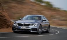 Yeni Kasa BMW 520i (1.6i 170 PS-G30) Türkiye Fiyatı Açıklandı