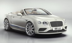 Yattan İlham Alındı: 2017 Bentley Continental GT Convertible Galene Edition