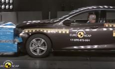 2017 Opel Insignia, Euro NCAP Çarpışma Test Sonuçları Açıklandı