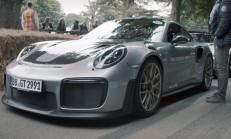 2018 Porsche 911 GT2 RS, Goodwood'da Boy Gösterdi