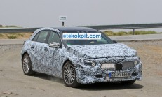 2019 Yeni Kasa Mercedes-AMG A45 Geliyor
