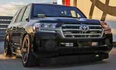 En Hızlı SUV: 2000 Beygirlik Toyota Land Cruiser