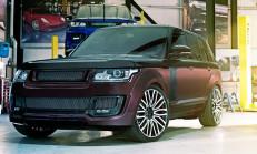 Kahn Design Son Bombası: 2017 Range Rover Vogue SE