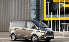 Makyajlı 2018 Yeni Ford Tourneo Custom Özellikleri ile Tanıtıldı