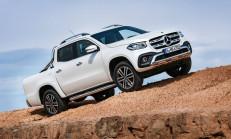 2018 Yeni Mercedes-Benz X-Serisi Teknik Özellikleri ve Donanımları
