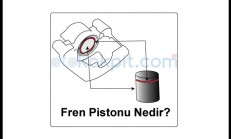 Fren Pistonu Nedir? Nasıl Çalışır?