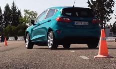 2017 Ford Fiesta Geyik Testi Yayınlandı