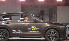 2017 Mazda CX-5 Euro Ncap Çarpışma Testi Sonuçları Açıklandı