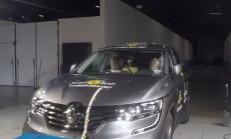 2017 Renault Koleos, Euro Ncap'ten Alnının Akıyla Çıktı