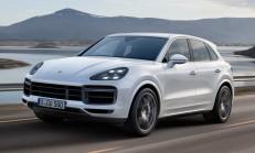 2018 Yeni Porsche Cayenne Turbo (MK3) Fiyatı ve Özellikleri Açıklandı