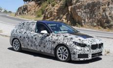 2019 Yeni Kasa BMW 1 Serisi MK3 Testte Yakalandı