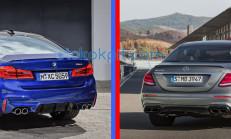 2018 Yeni Kasa BMW M5 (F90) – Mercedes-AMG E63 S Karşılaştırması