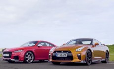 Hangisi Geçer? Yeni Audi TT RS – Nissan GT-R