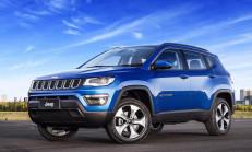 2018 Yeni Kasa Jeep Compass Türkiye Fiyatı ve Donanımları Açıklandı