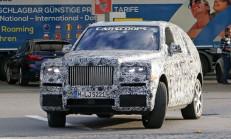 2019 Yeni Rolls-Royce Cullinan Kokpiti Görüntülendi
