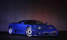 Bugatti EB 110'u Teknik Özellikleri ile Tanıyalım