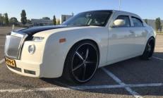 Chrysler 300C'den Rolls-Royce'a Giden Yolun Anahtarı
