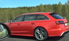 Hangisi Geçer? 490 Beygirlik BMW M4, 750 Beygirlik Audi RS6